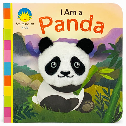 Smithsonian Kids: I Am a Panda - Cottage Door Press