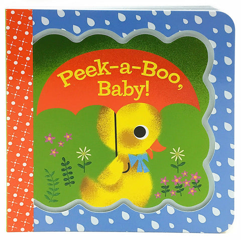 Peek-a-Boo, Baby! - Cottage Door Press