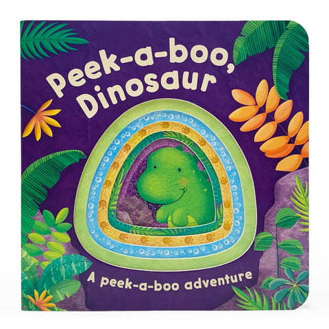 Peek-a-Boo Dinosaur - Cottage Door Press