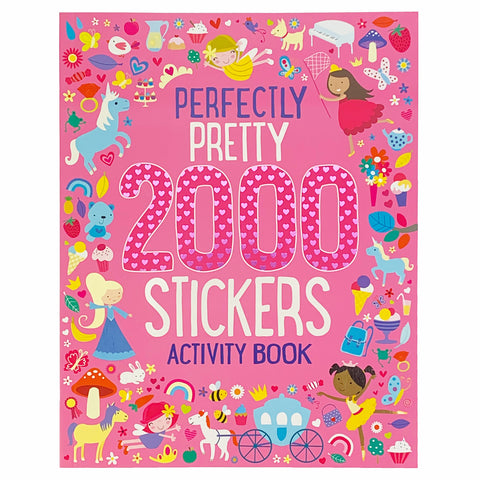 2000 Perfectly Pretty Stickers - Cottage Door Press