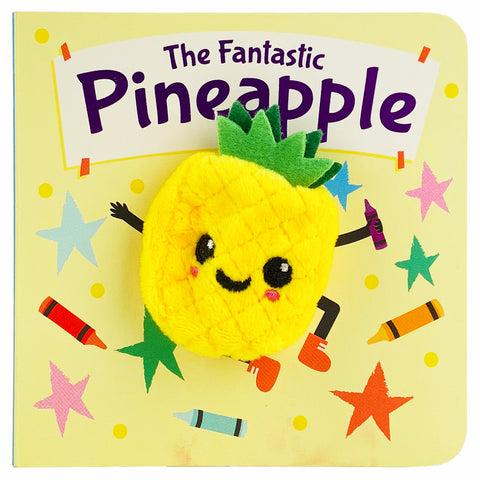 The Fantastic Pineapple - Cottage Door Press