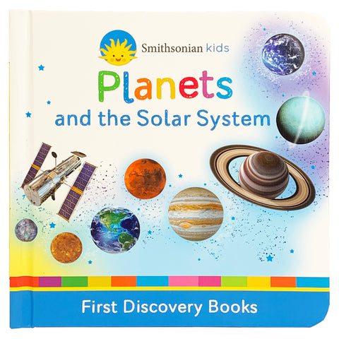 Smithsonian Kids: Planets and the Solar System - Cottage Door Press