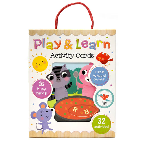 Play & Learn Activity Cards - Cottage Door Press