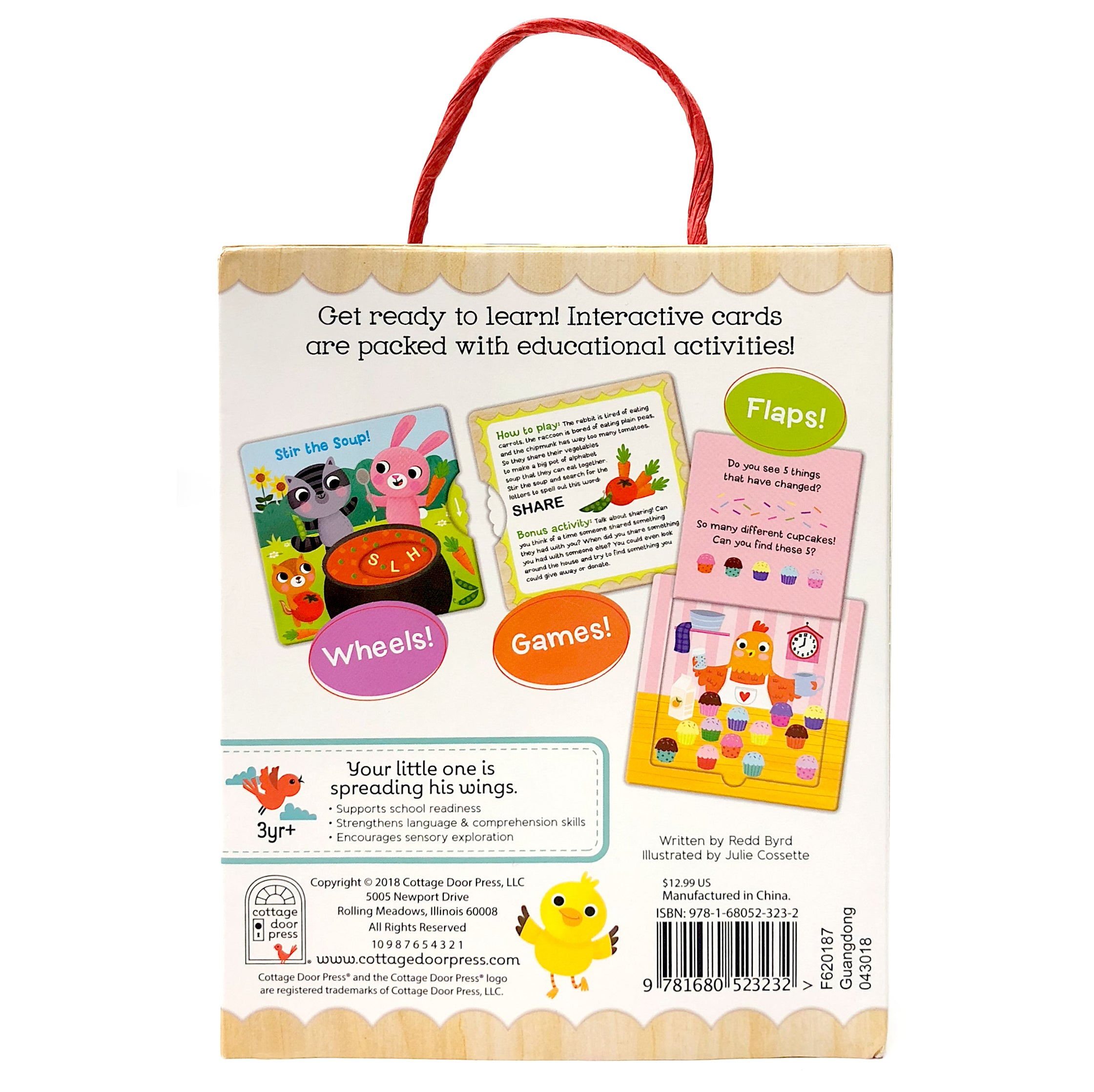 Play & Learn Activity Cards
