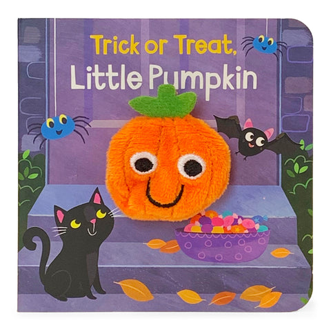 Trick or Treat Little Pumpkin - Cottage Door Press