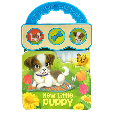 New Little Puppy - Cottage Door Press