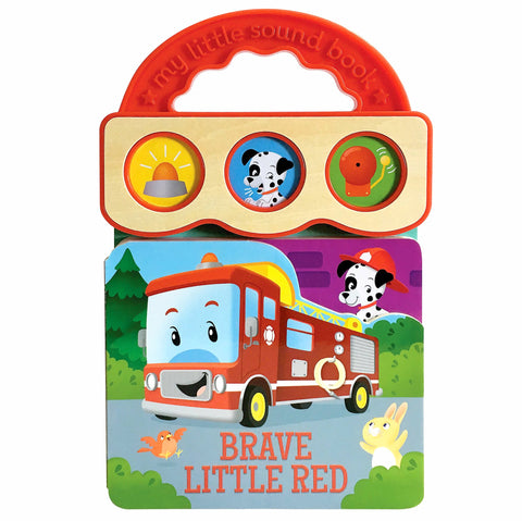 Brave Little Red - Cottage Door Press