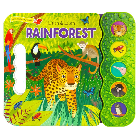 Rainforest - Cottage Door Press