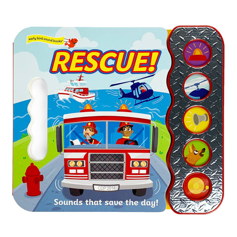 Rescue! - Cottage Door Press