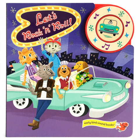 Let's Rock 'n' Roll - Cottage Door Press, LLC - 1
