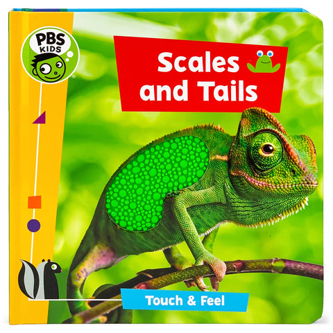 Touch & Feel Scales and Tails