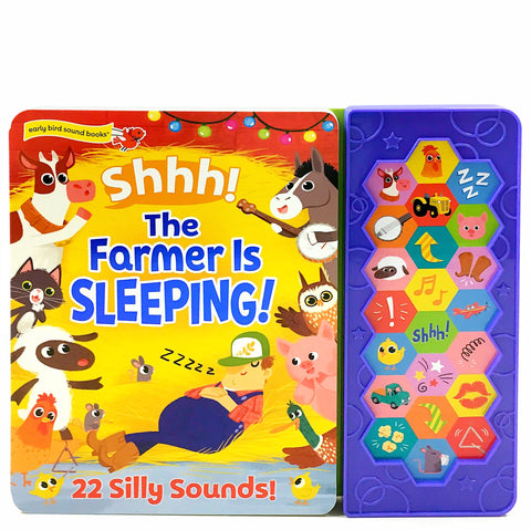 Shhh! The Farmer is Sleeping! - Cottage Door Press