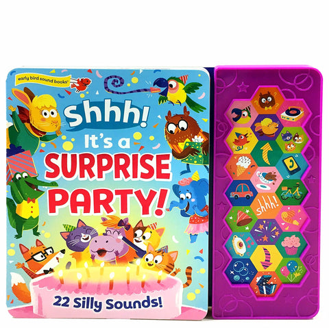 Shhh! It's a Surprise Party! - Cottage Door Press