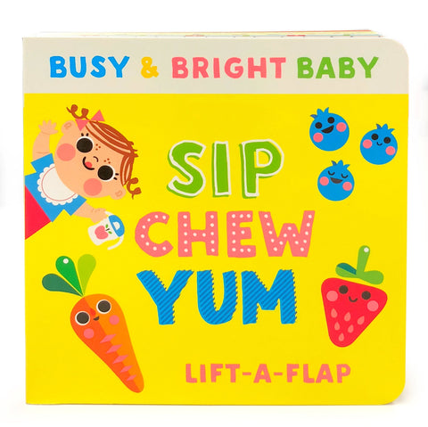 Sip Chew Yum - Cottage Door Press