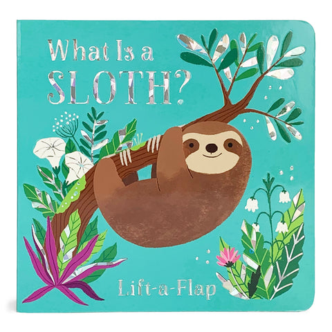 What is a Sloth? - Cottage Door Press