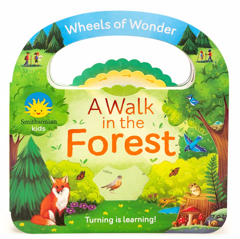 Smithsonian Kids: A Walk in the Forest - Cottage Door Press