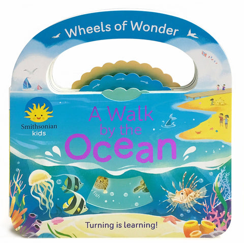 Smithsonian Kids: A Walk by the Ocean - Cottage Door Press