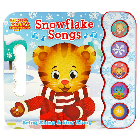 Daniel Tiger's Neighborhood: Snowflake Songs - Cottage Door Press