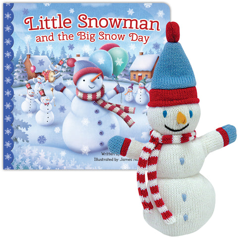 Little Snowman and the Big Snow Day - Cottage Door Press