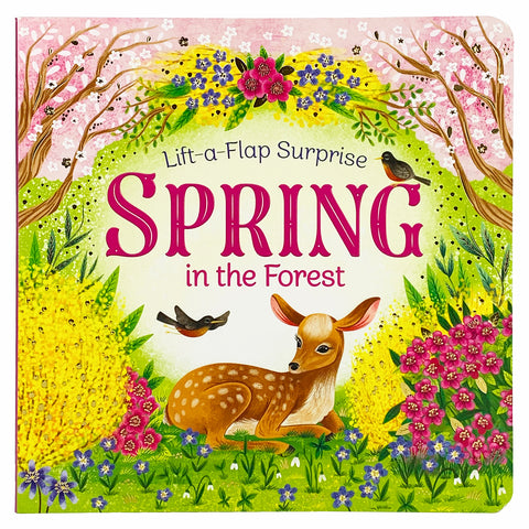 Spring in the Forest - Cottage Door Press