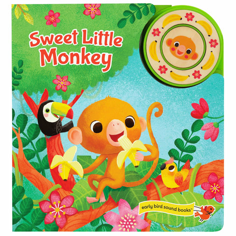 Sweet Little Monkey - Cottage Door Press