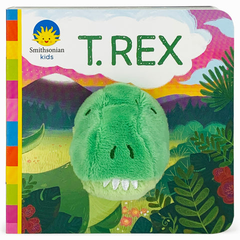 Smithsonian Kids: T.REX - Cottage Door Press