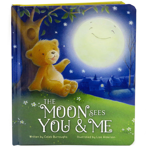 Special Edition - The Moon Sees You & Me - Cottage Door Press