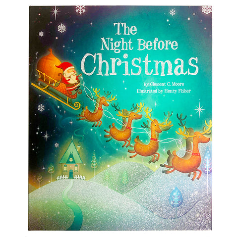 The Night Before Christmas - Cottage Door Press