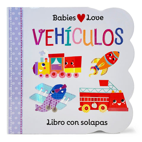 Vehículos (en español) - Cottage Door Press