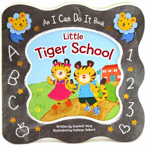 Little Tiger School - Cottage Door Press, LLC - 1