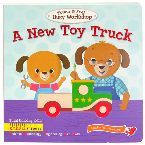 A New Toy Truck - Cottage Door Press, LLC - 1