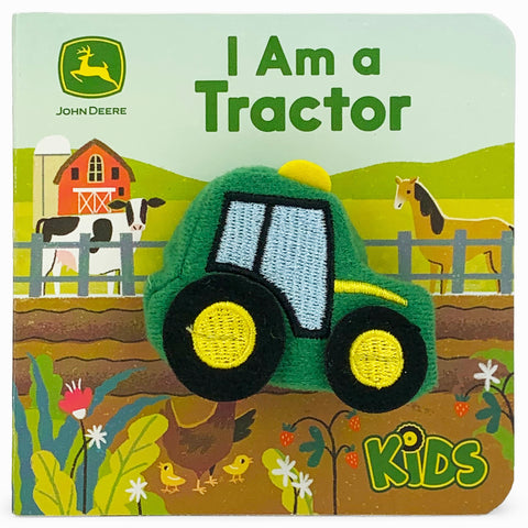 I Am A Tractor - Cottage Door Press