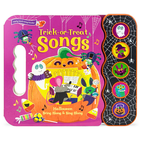 Trick-or-Treat Songs