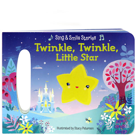 Twinkle, Twinkle, Little Star - Cottage Door Press, LLC - 1