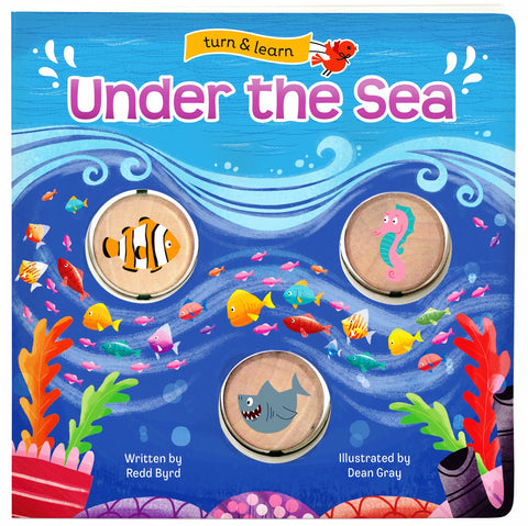 Under the Sea - Cottage Door Press, LLC - 1