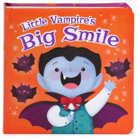 Little Vampire's Big Smile - Cottage Door Press