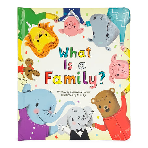 What is a Family? - Cottage Door Press