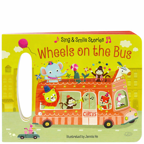 Wheels on the Bus - Cottage Door Press, LLC - 1