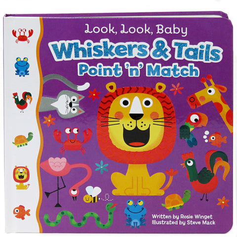 Whiskers & Tails - Cottage Door Press