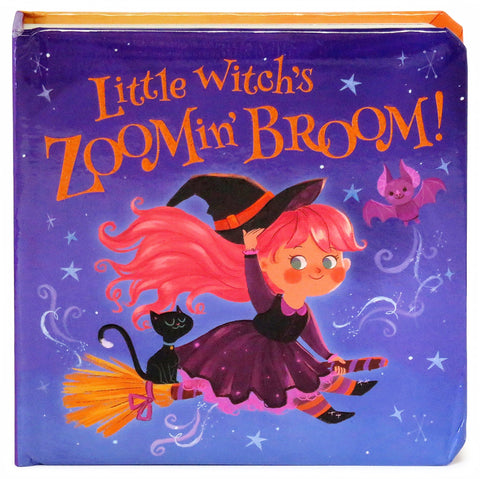Little Witch's Zoomin' Broom - Cottage Door Press