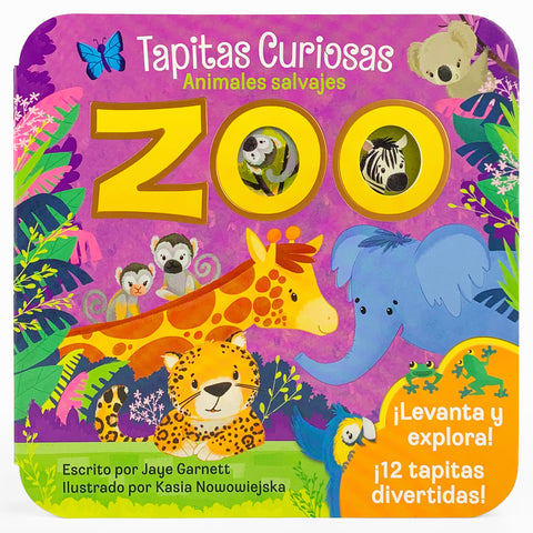 Zoo (en español) - Cottage Door Press