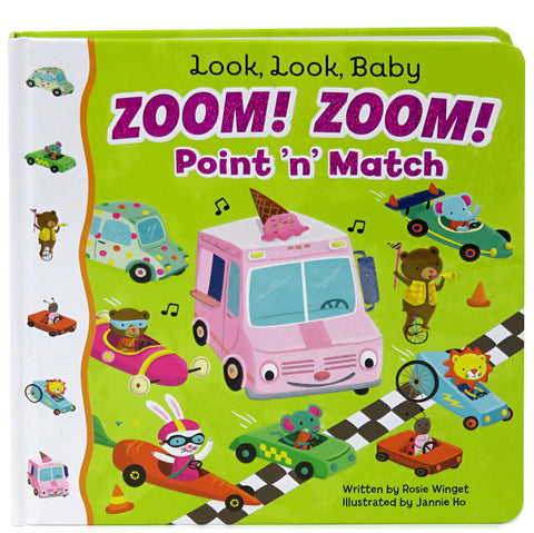 Zoom! Zoom! - Cottage Door Press