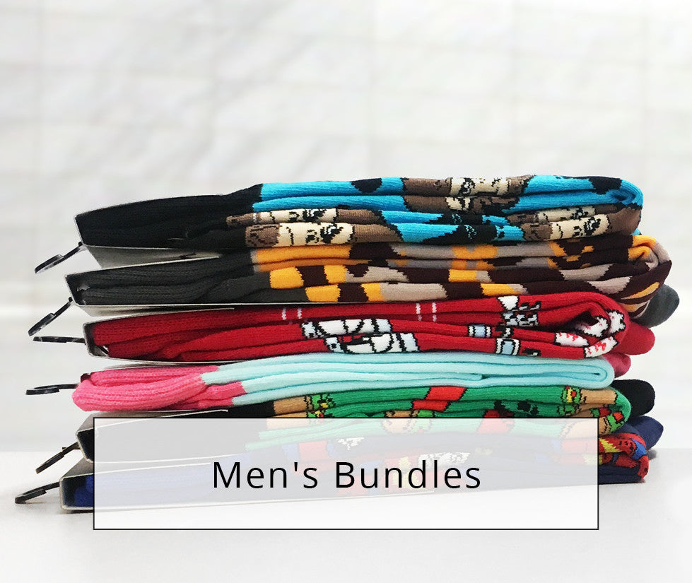 Shop Men's Sock Bundles