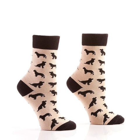 Go Fetch: Women's Crew Socks - Yo Sox Canada