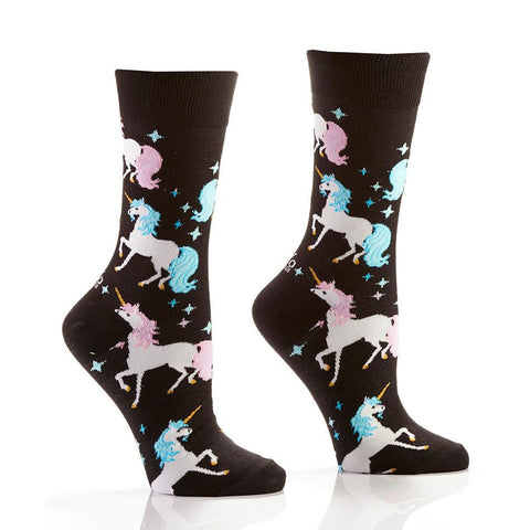 Enchanted Adventures: Women's Crew Socks