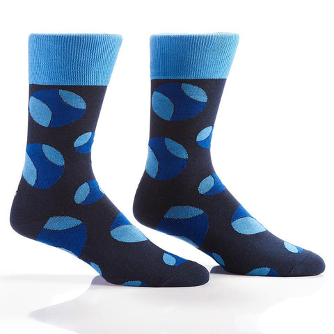Homerun: Men's Crew Sock | Pillar Collection - Yo Sox Canada