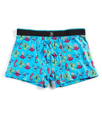 Monsters: Men's Trunk Style Briefs - Yo Sox Canada