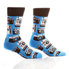 Picture Perfect Men's Crew Socks