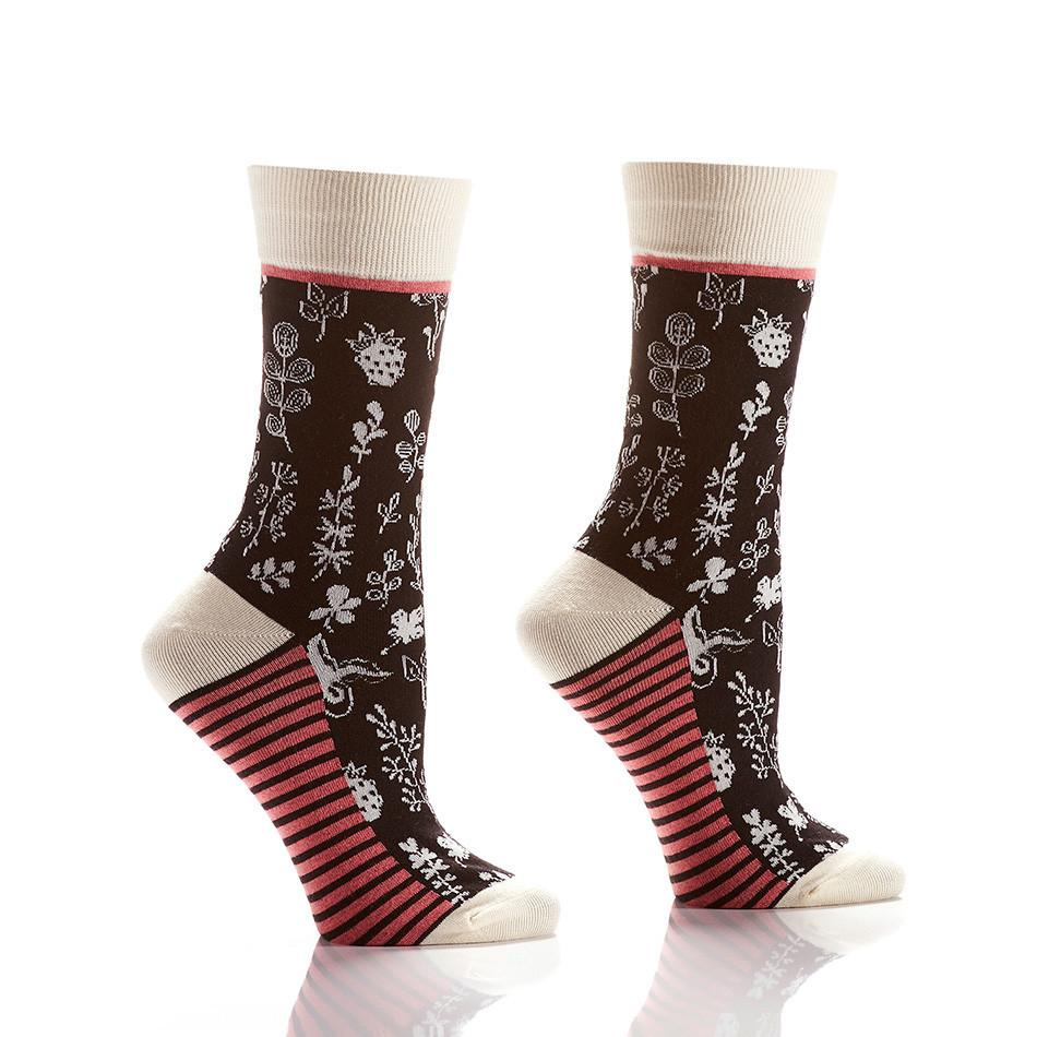 Lush Living: Women's Crew Socks