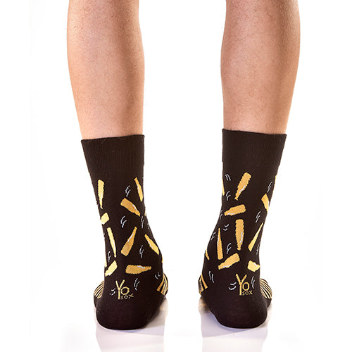 Cheers to Beers: Men's Crew Socks - Yo Sox Canada